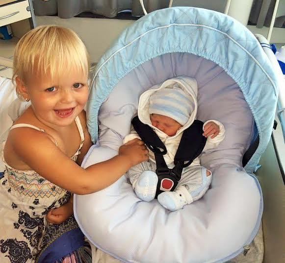 kinderen barbie en michael
