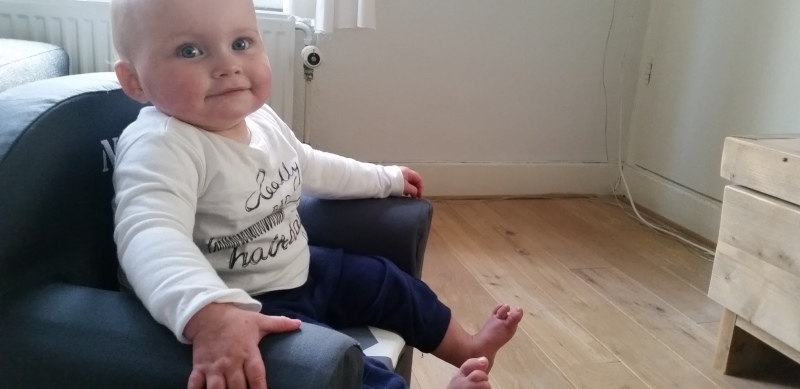 Baby Zitten Stoel.Review Peuterstoeltje Nanny Annelon