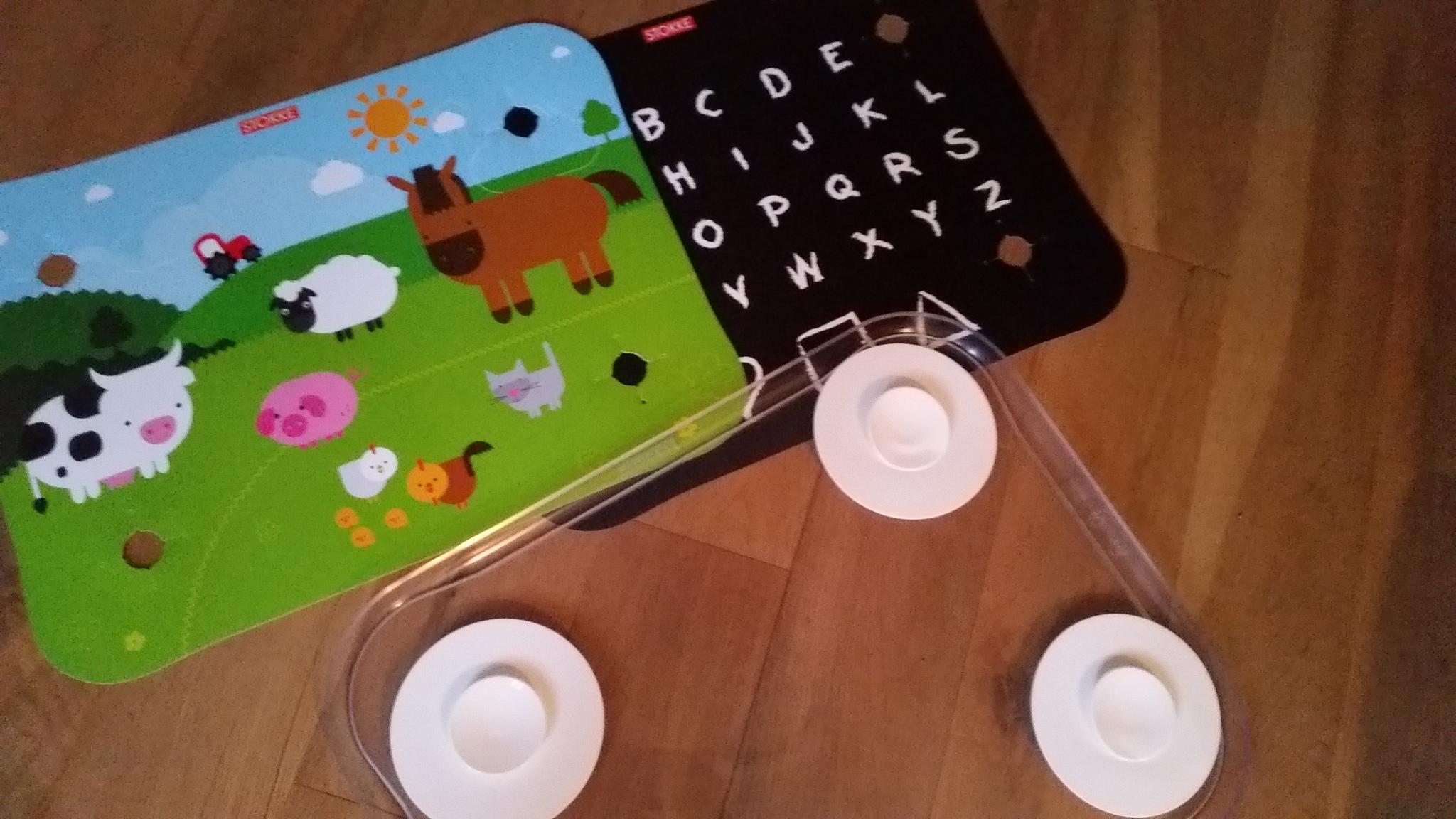 Review: Stokke Table Top   Nanny Annelon   Blog
