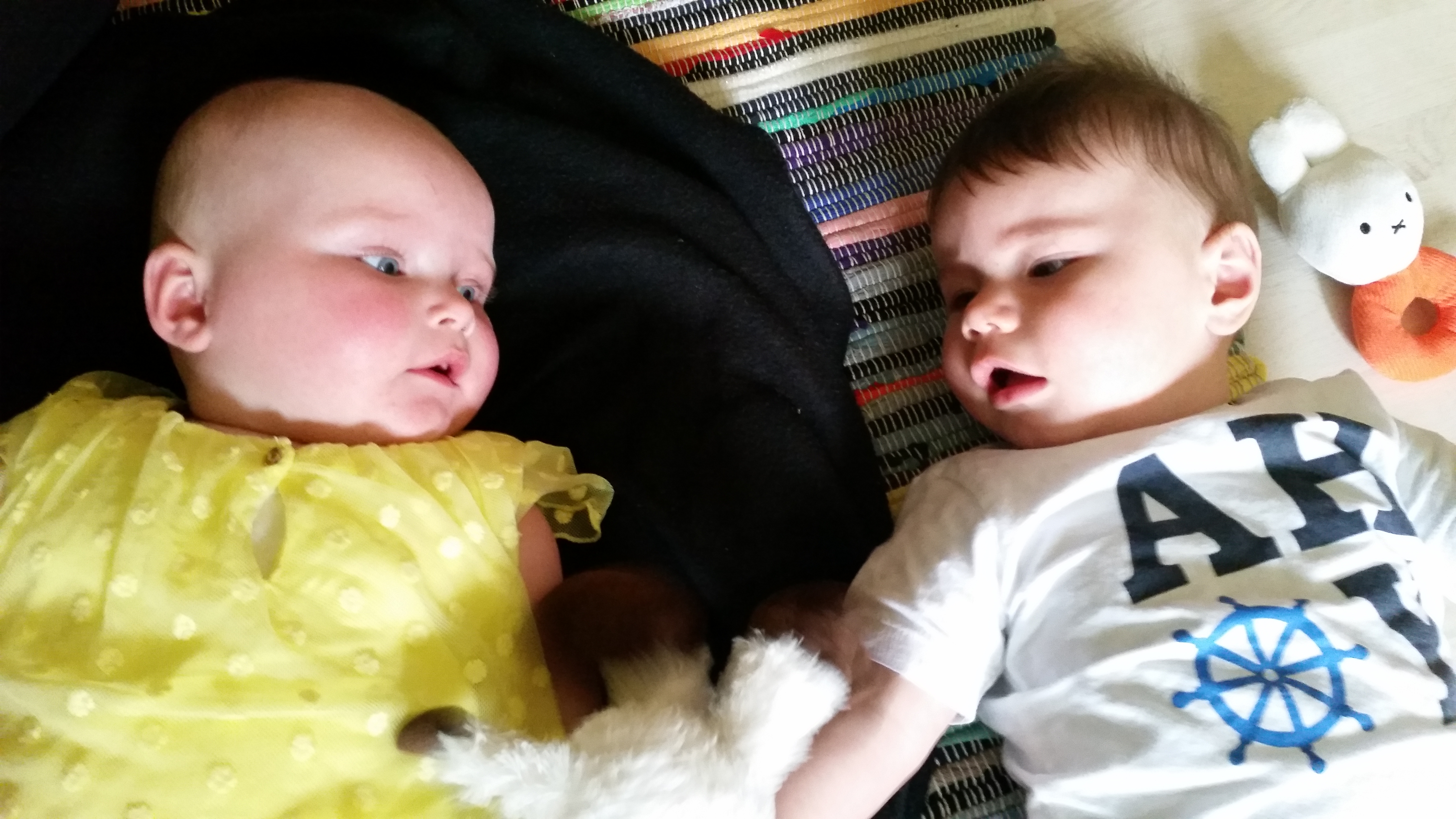 Hand voet en mondziekte nanny annelon blog - Baby voet verkoop ...