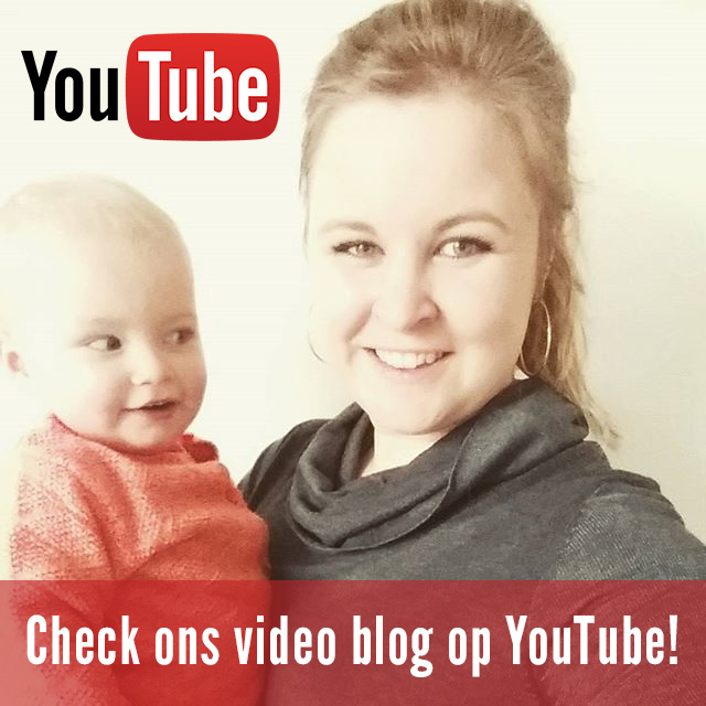 Check ons VideoBlog op YouTube!