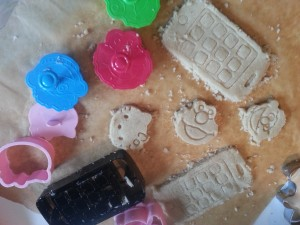 02-14 Recept - Koekjes - bakken - Annelon - Nanny - nanny - gezonde - koekjesmix