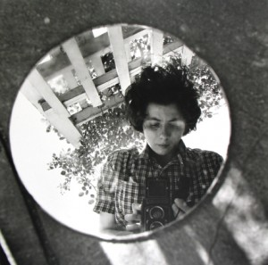 Self-portrait, 1953 © Vivian Maier / Maloof Collection, courtesy Howard Greenberg Gallery, New York