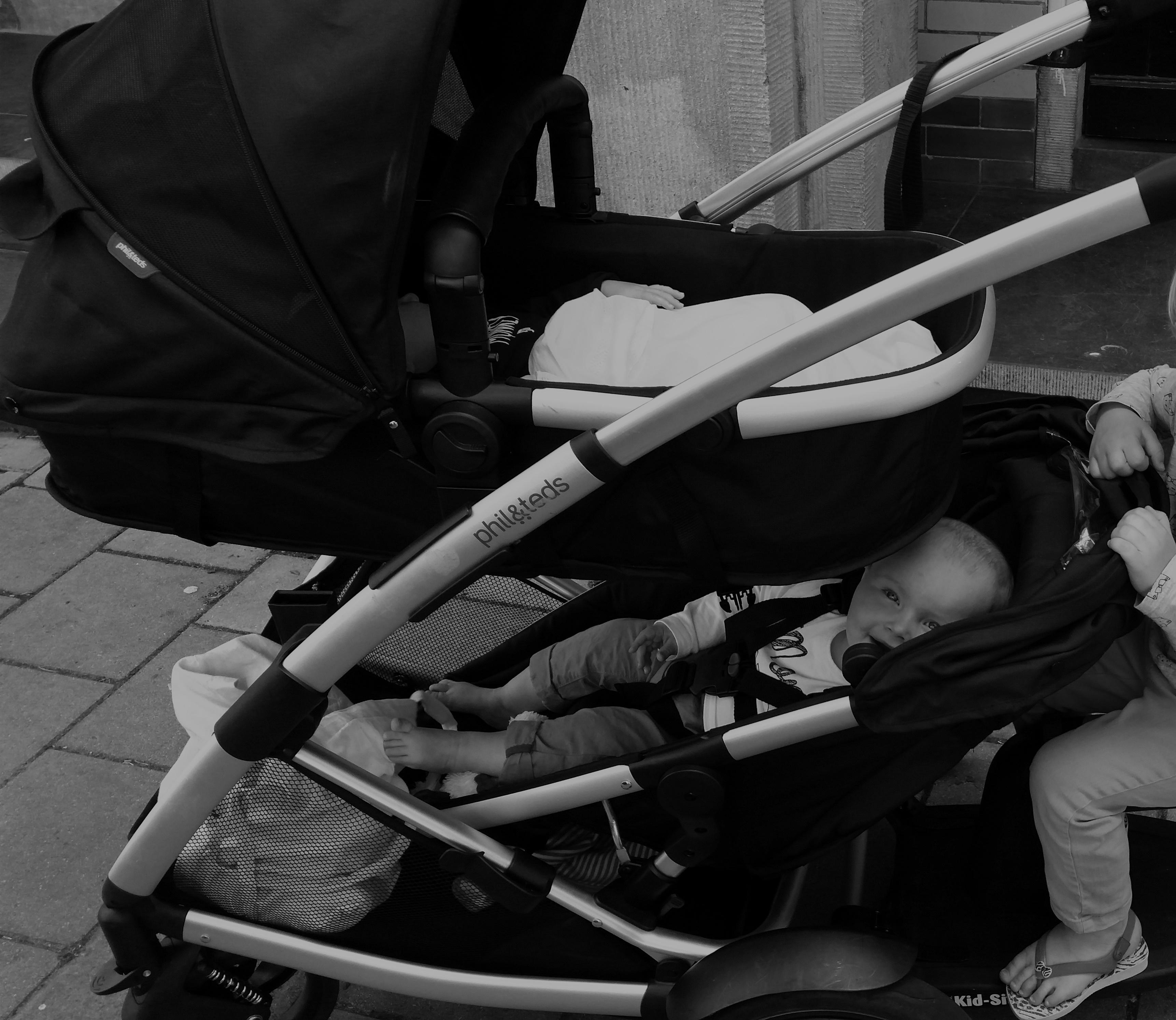 Phil And Teds Promenade Kinderwagen Nanny Annelon