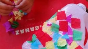 11-15-sintmaarten-lampion-lichtje-voor-op-tafel-melkkan-monster-papier-maché-knutselen-kleuter-peuter-basisschool-juf-plakken