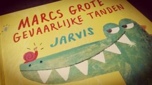 Krokodil - voorlezen - peuter - nanny annelon - review - spannend - grappig - leuk plot - marcs grote gevaarlijke tanden5
