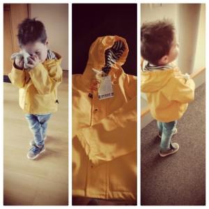 regenjas hublot peuter kleuter dreumes wind regen ideale jas streepjes klassieke kleuren review nanny annelon felle kleuren stoer7
