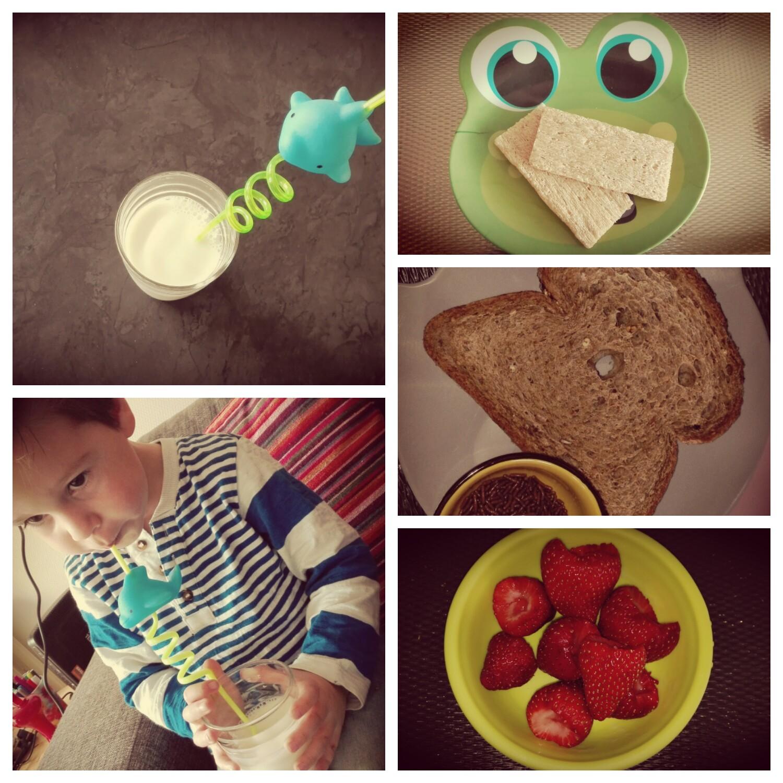 ontbijten is gezond en lekker, ontbijt niet overslaan, lekker varieren, nanny annelon, recept, blog over eten, ideeen opdoen, wat ontbijt jij, peuter, kleute7