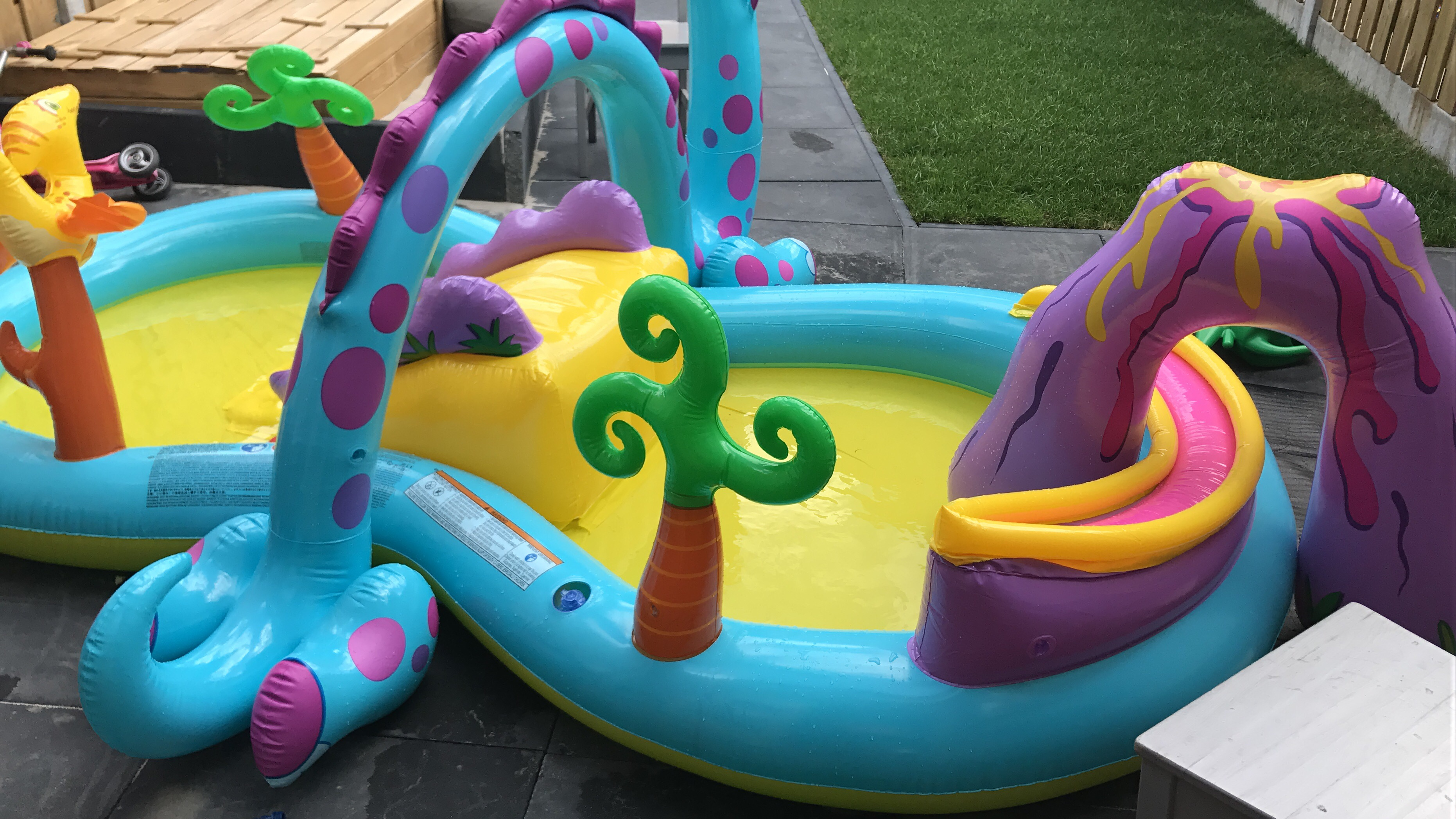 Bekend Een zwembad voor Nola van Top-Zwembadshop – Nanny Annelon PJ99